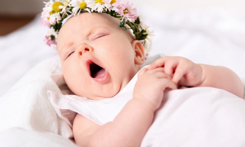 bebelus bentita casca