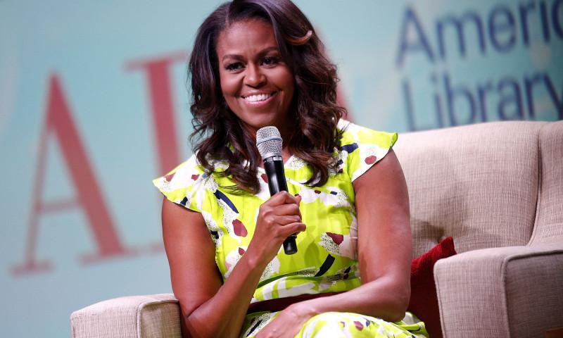Michelle Obama conferinta