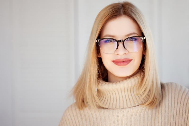 rame de ochelari la modă)