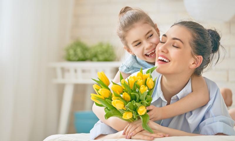 8 martie ziua mamei