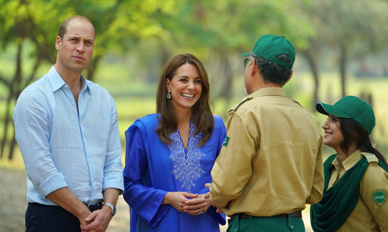 tinute printul william pakistan