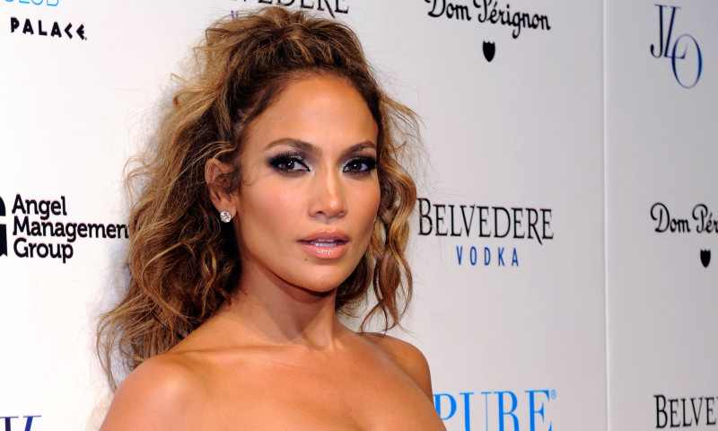Jennifer Lopez ten