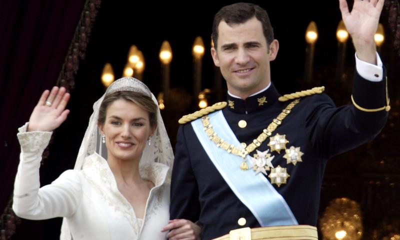 regii spaniei nunta