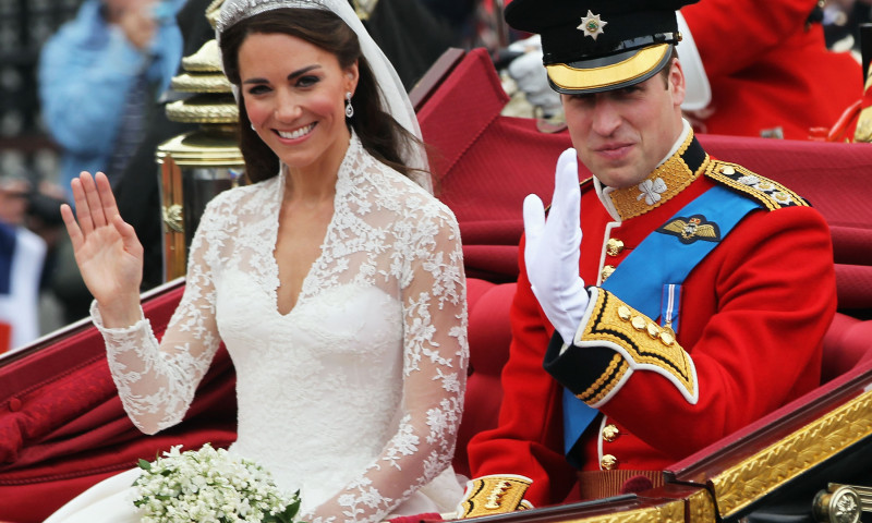 nunta regala william si kate