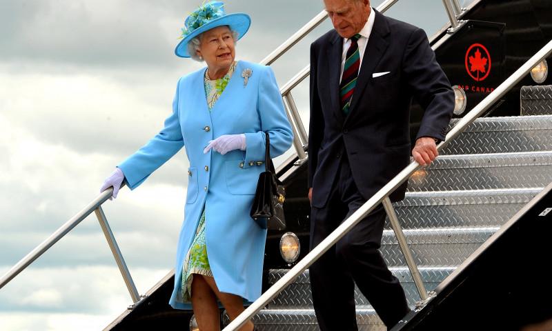 regina elisabeta printul phillip