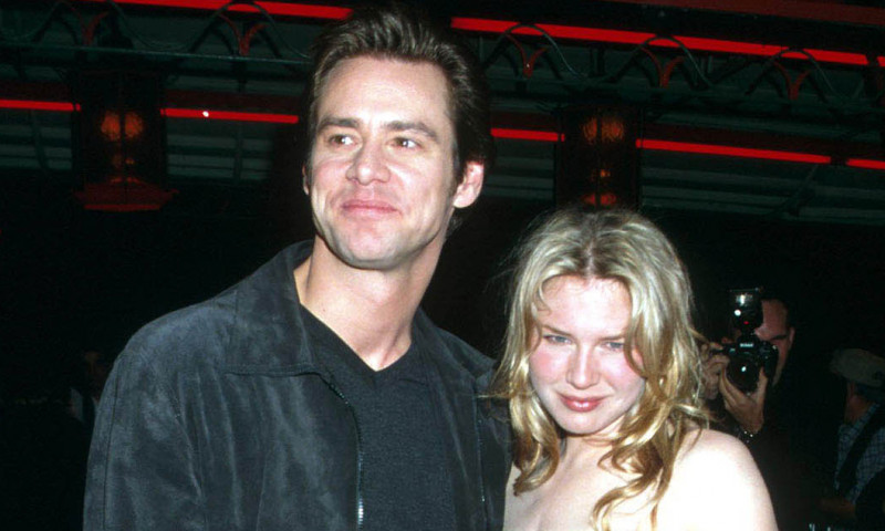jim carrey renee zellweger