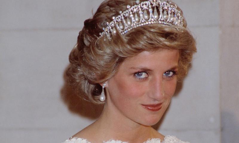 printesa diana tiara