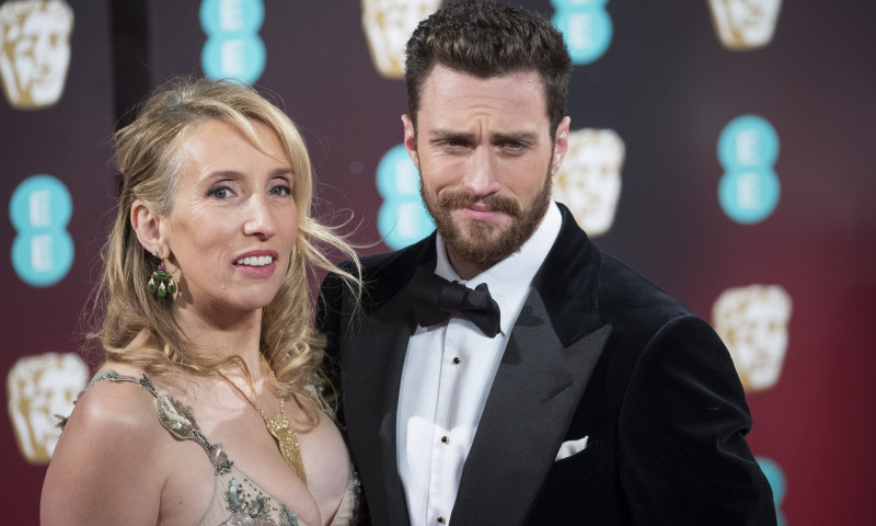 Sam Taylor-Johnson Aaron Taylor-Johnson