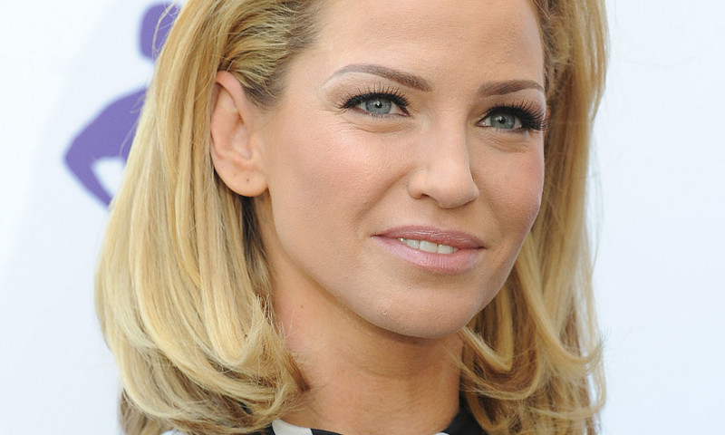 Sarah Harding For Coming Home - Photocall