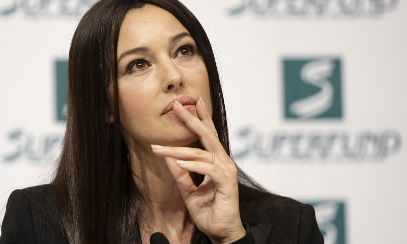 Women`s World Awards - Press Conference Monica bellucci