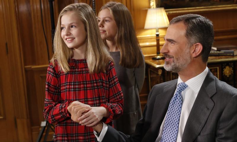 King Felipe Of Spain Celebrates His 50th Birthday