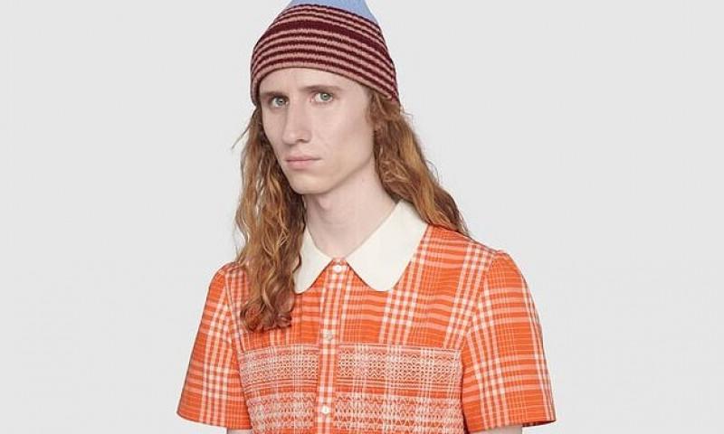 rochie Gucci pentru barbati