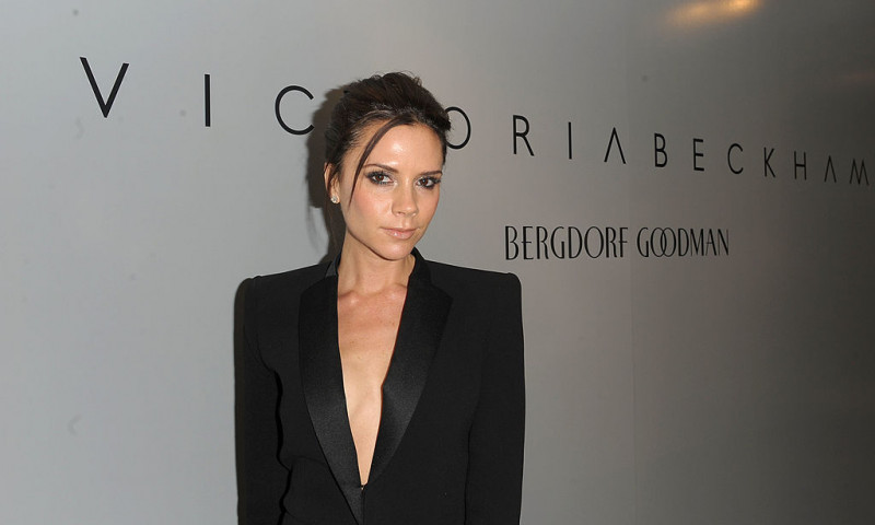Bergdorf Goodman Hosts The Launch Of Victoria Beckham Denim