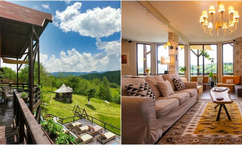 cele mai frumoase hoteluri din Romania