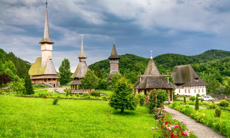Cele mai frumoase mănăstiri din România -Barsana