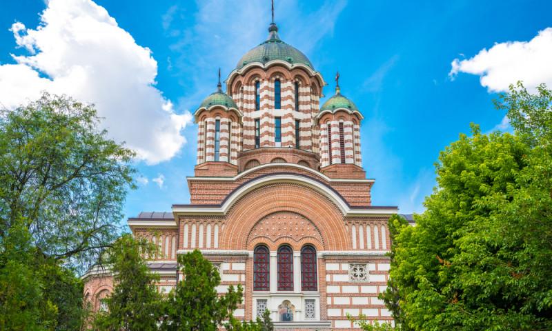 Cele mai frumoase biserici din Bucuresti