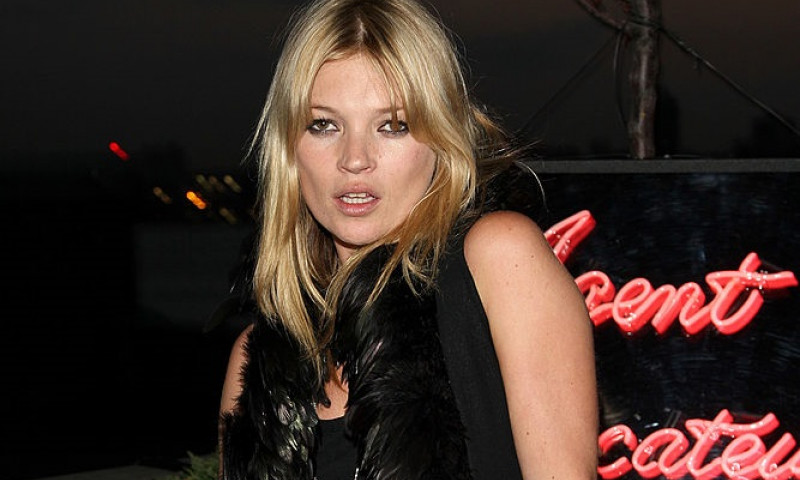 Agent Provocateur & A Milk Studios Project?s WHITE WEDDING with Kate Moss