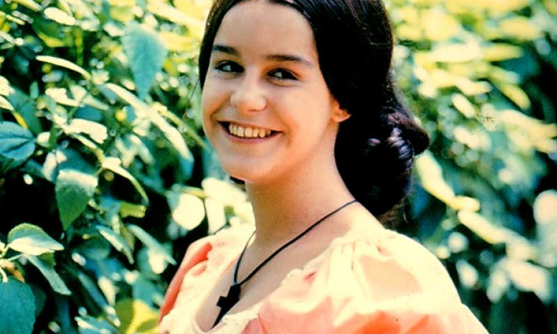 Lucelia Santos in Sclava Isaura