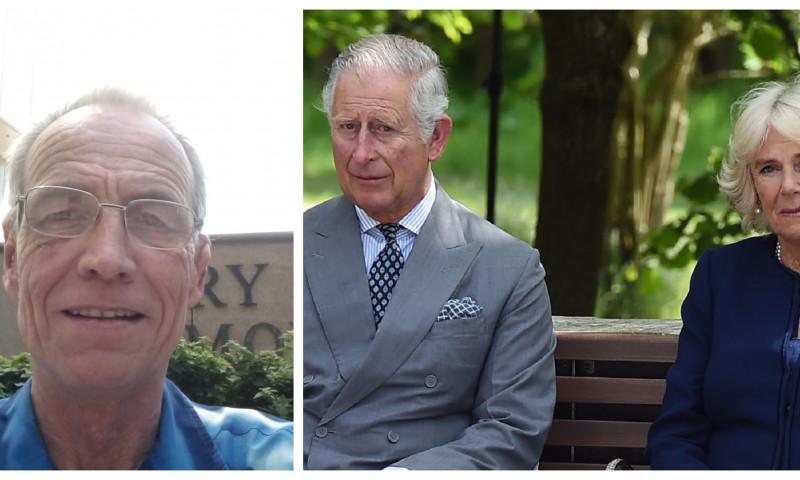 un bărbat susține că este fiul secret al prințului Charles