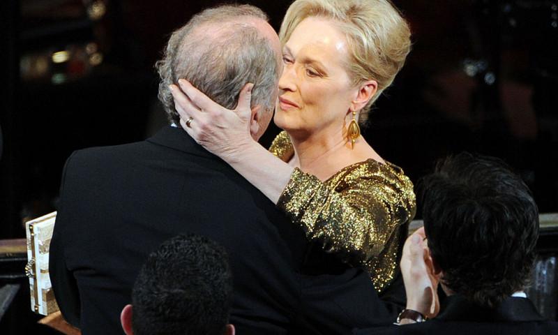 Meryl Streep și Don Gummer