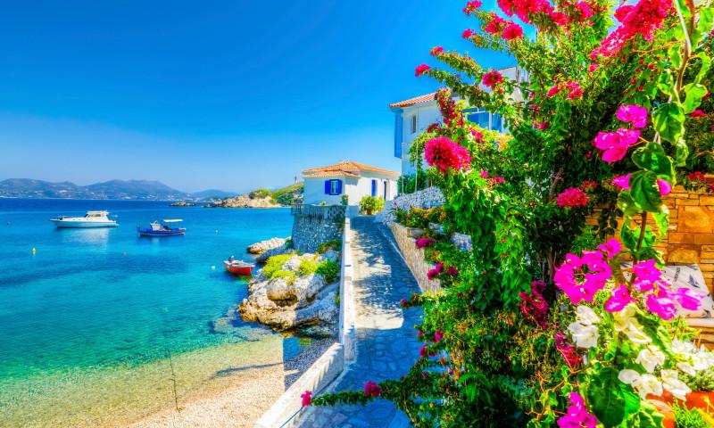 Samos. Grecia. Foto: Shutterstock