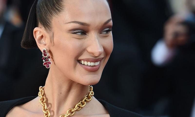 Bella Hadid, la Festivalul de la Cannes 2021