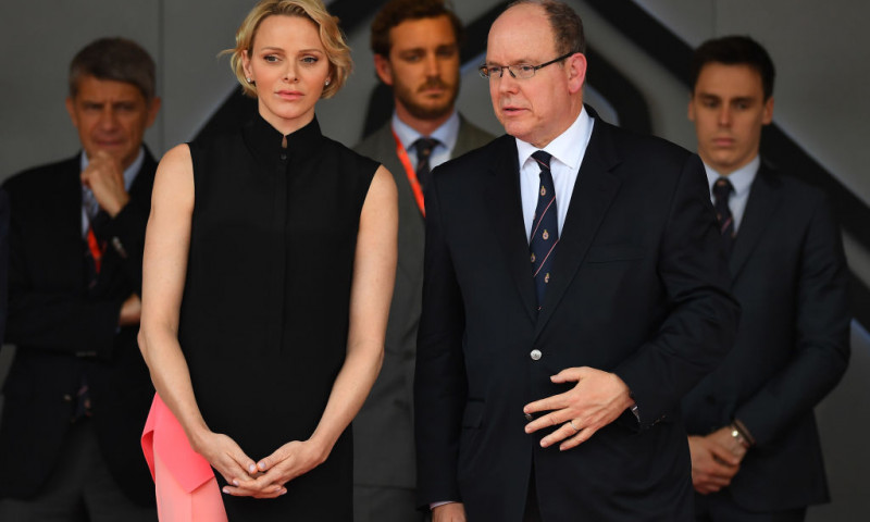 Prințul Albert și prințesa Charlene ar fi la un pas de divorț
