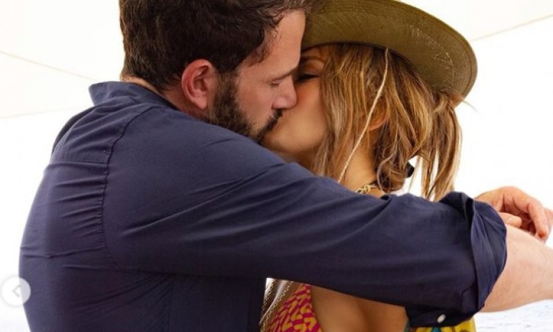 Jennifer Lopez și Ben Affleck