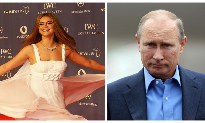 iubita secretă a lui Vladimir Putin
