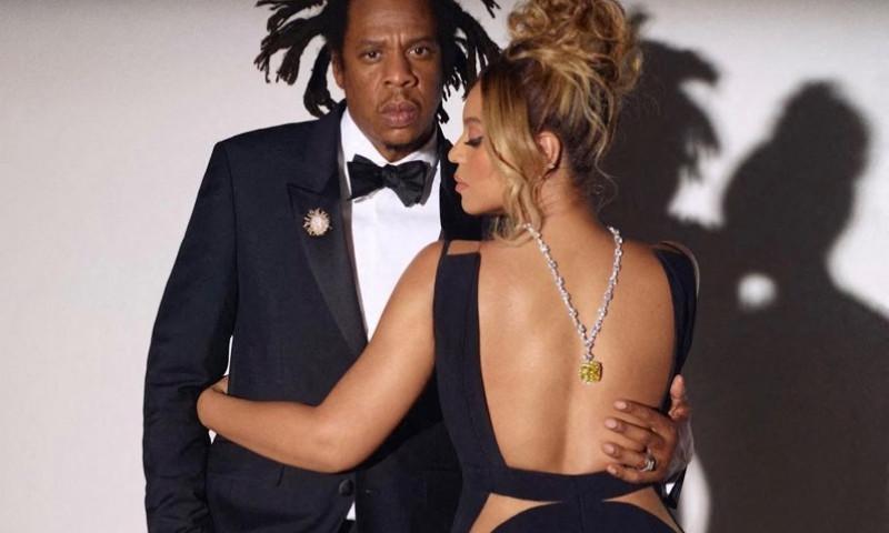 Jay Z et Beyoncé posent pour la nouvelle campagne Tiffany & Co