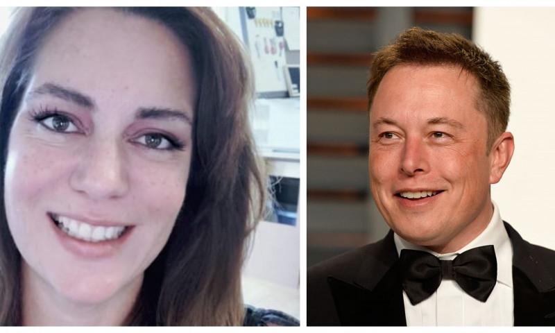 O femeie susține că este sora vitregă a lui Elon Musk