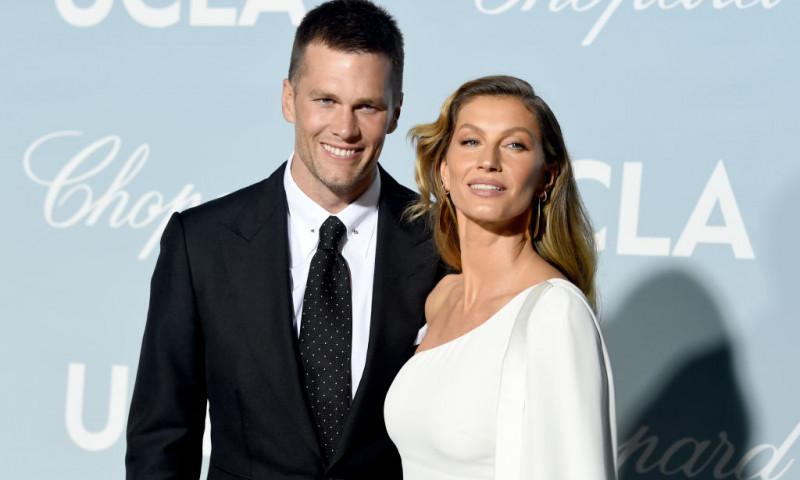 Gisele Bundchen și Tom Brady
