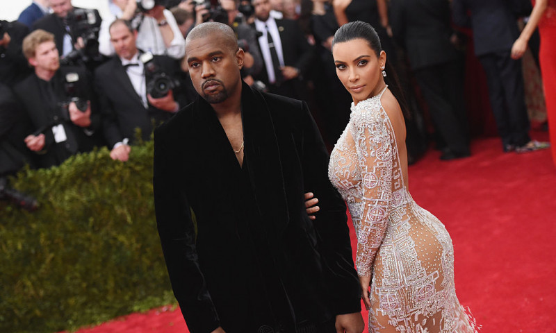 Kanye West răspunde la cererea de divorț înaintată de Kim Kardashian. Care sunt pretențiile rapperului