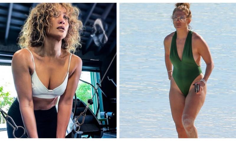 Instagram versus realitate. Cum arată divele de la Hollywood în costum de baie, fără Photoshop