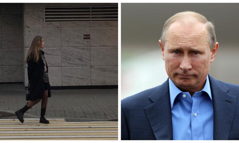 Cum arată fiica secretă a lui Vladimir Putin, în vârstă de 17 ani