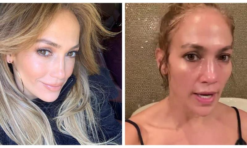 Jennifer Lopez, o nouă imagine după ce a fost acuzată că și-a injectat botox
