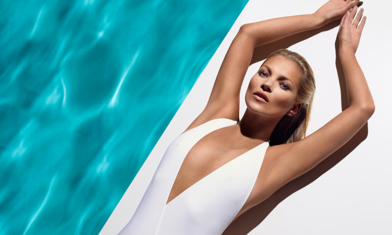 Kate Moss Appointed As The New Face And Body Of St.Tropez