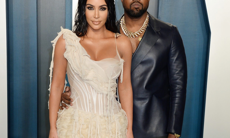 Kim Kardashian, prima apariție după anunțarea divorțului de Kanye West. Cum a fost suprinsă de paparazzi