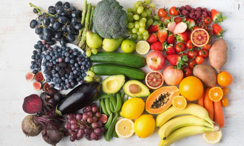 portie fructe si legume pe zi