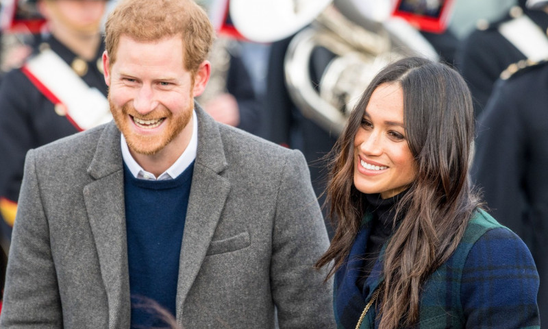 *FILE PHOTOS* Prince Harry, Meghan Markle 'Unlikely' To Spend Christmas In The U.K.