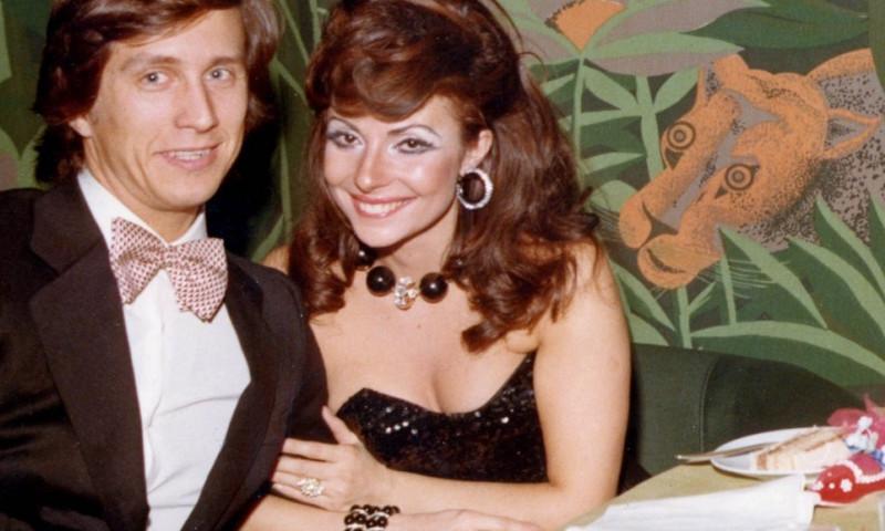 Italy: Maurizio Gucci and his wife Patrizia Reggiani