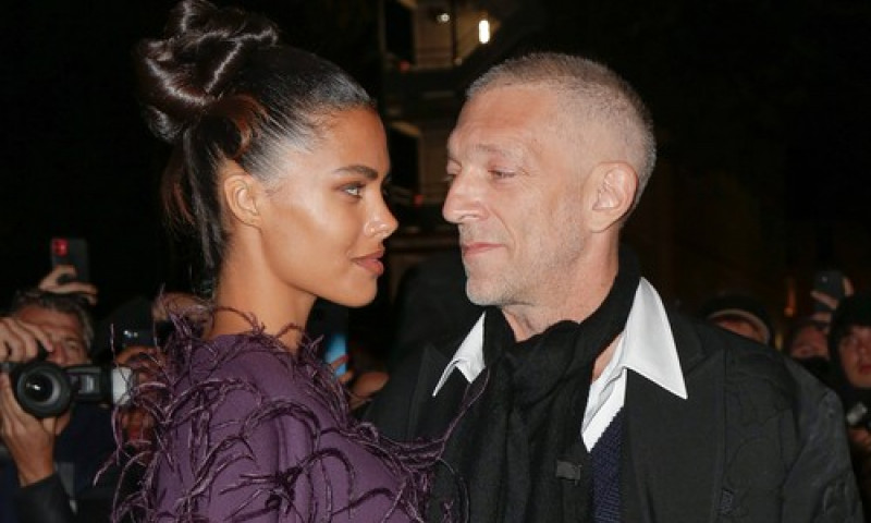 Tina Kunakey și Vincent Cassel