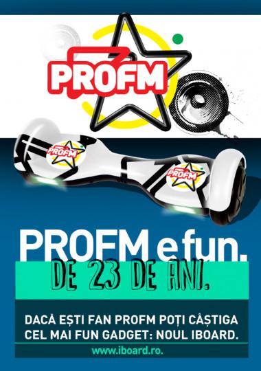 vizual   PROFM 23  I-board
