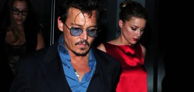 Imagini cu Amber Heard și Elon Musk, în liftul privat al...