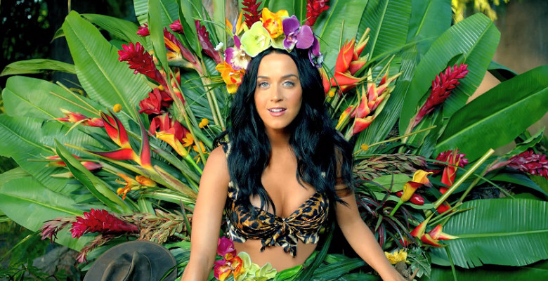 katy perry - ROAR - video
