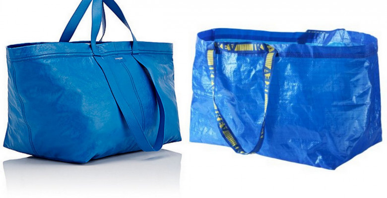 Balenciaga-vs-ikea-blue-bag