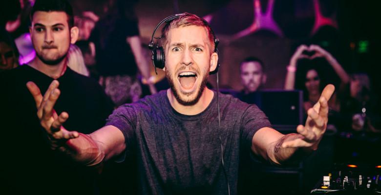 Calvin-Harris-Las-Vegas-mixing