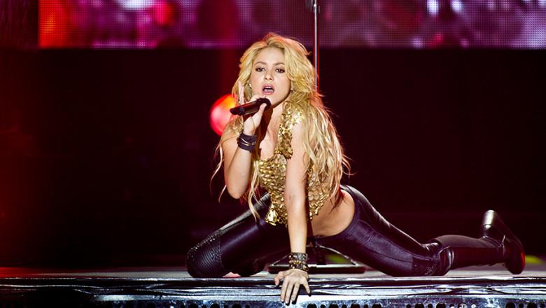 Shakira-dans