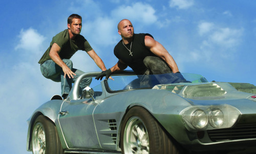 Film Title: Fast Five