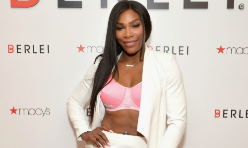 serena williams poza alexis
